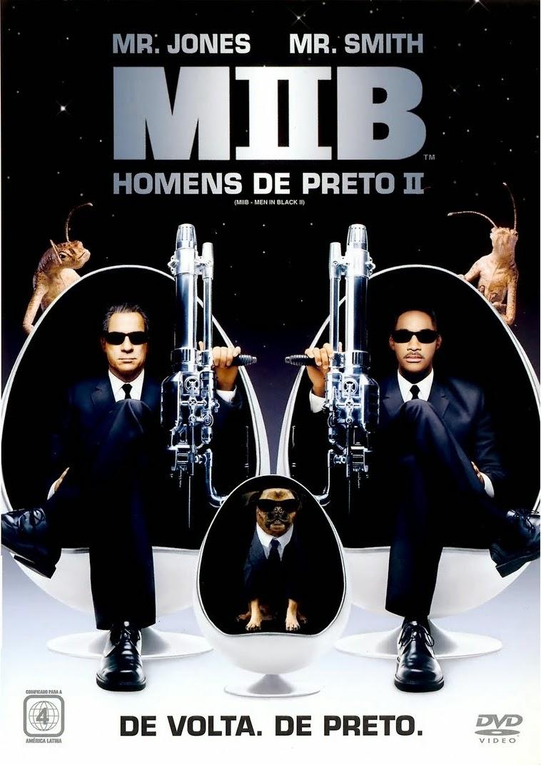 MIB: Homens de Preto 2 – Dublado (2002)