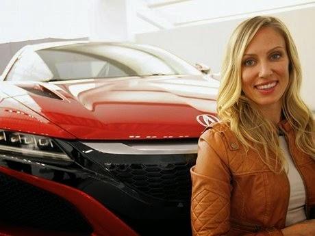 Perancang Desain Mobil Supercar Honda Acura NSX