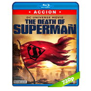 La muerte de Superman (2018) BRRip 720p Audio Dual Latino-Ingles