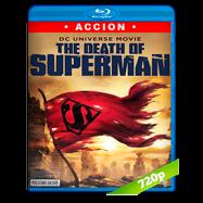 La muerte de Superman (2018) BRRip 720p Audio Dual Latino-Ingles