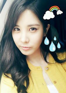 girls generation , SelCa , SeoHyun