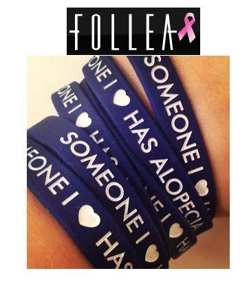 Free DVD & Alopecia Bracelet