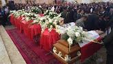 Así rindieron homenaje en Huancayo a los militares muertos en el Vraem Seis de los diez militares f