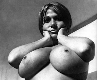 可爱的女孩 - Vintage Pinup Girls-Uschi D. 111