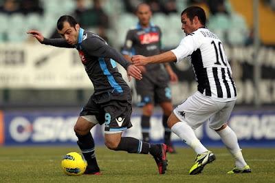 Siena Napoli 1-1 highlights