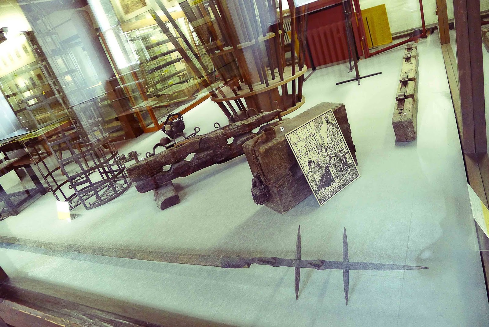 medieval crime and punishment musuem