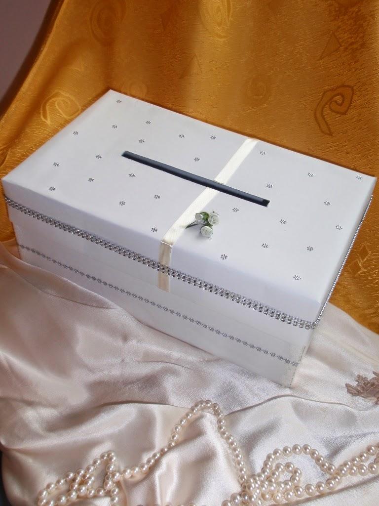 Pudełko na życzenia slub wesele
