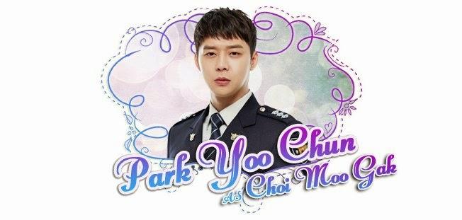 Park Yoo Chun sebagai Choi Moo Gak