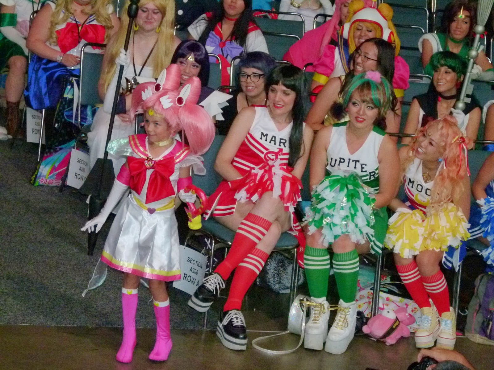 Things To Do In Los Angeles: Anime Expo 2014 Funny Cosplay