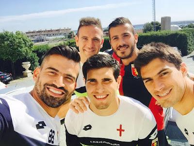 Diogo, Capel y Perotti