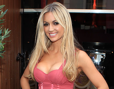 Foto Rosanna Davison Bugil di Majalah Playboy