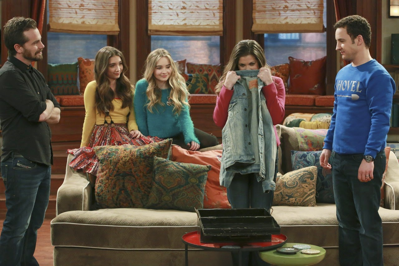 Girl Meets World - Girl Meets Pluto - Review