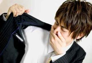 Bau tubuh biasanya mulai dirasakan seseorang ketika menginjak masa puber  BLOG PAGE ONE GOOGLE | Daun Sirih dan Buah Jeruk Efektif Hilangkan Bau Badan