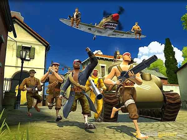 Download Free PC Games - Battlefield Heroes
