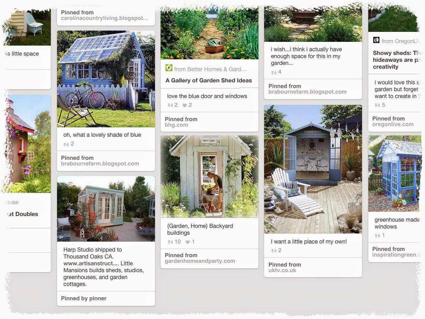 Little garden house - But I Finally Have My Own Little Garden House