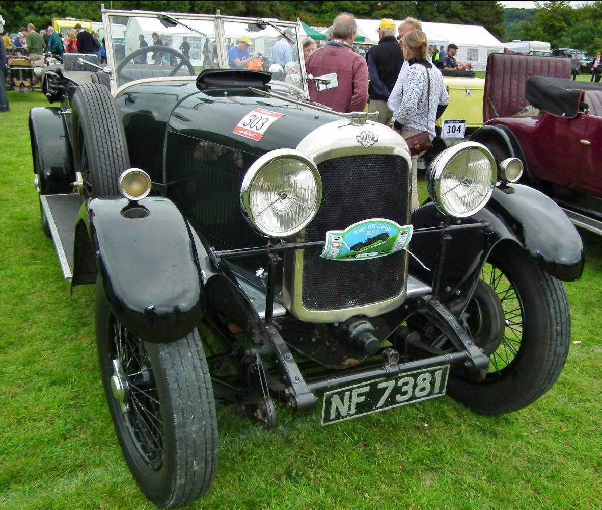 2½-litre 16-65 1927