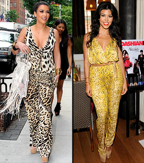 Kim+and+Kourtney+Jumpsuits