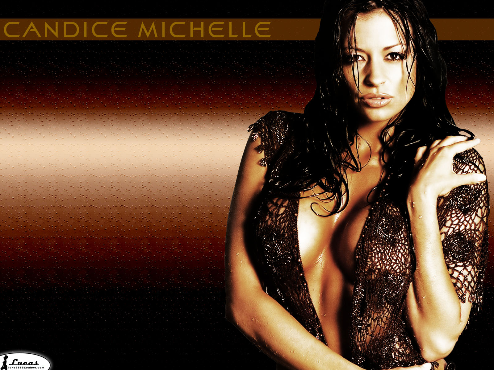 Candice michelle hot wwe