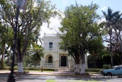 Palacio Colonial Paseo Montejo, Merida