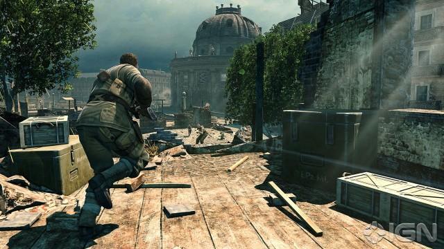 Sniper Elite V2 Xbox 360 Español NTSC Descargar 2012