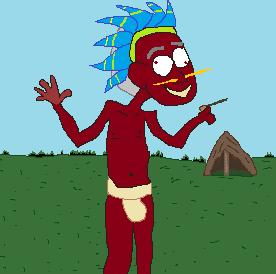 vovo indio