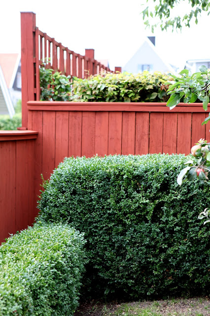 plank falurött | Staket / Fence / Spaljé | Pinterest | Planks