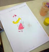 dibujos niños garcia lorca 2011 foto