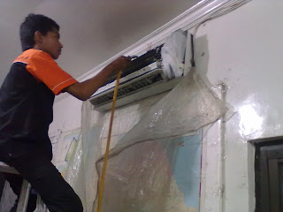 Service cuci ac Terminal Purabaya Bungurasih
