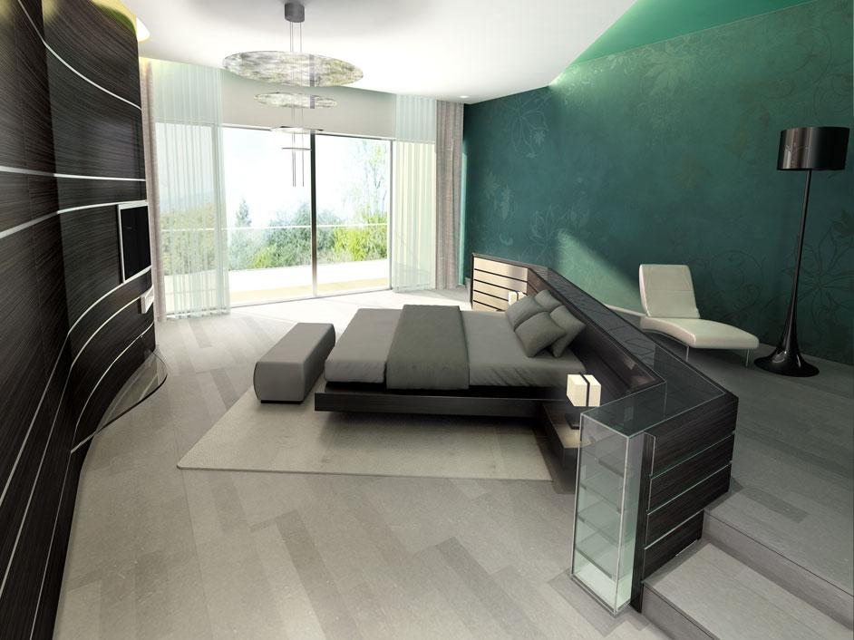 L 39 isola dei sogni camera da letto - Camera da letto design moderno ...