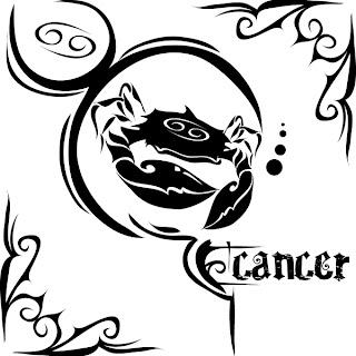 Zodiak Tattoos Gallery - Cancer Tattoo