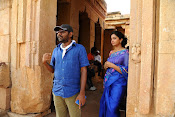 Tripura movie working stills-thumbnail-2