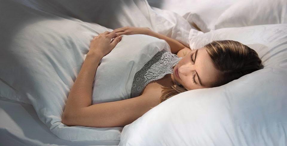 Sleep calmly