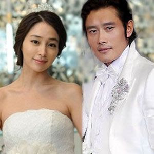 heartofsword congrats lee byung hun amp lee min jung