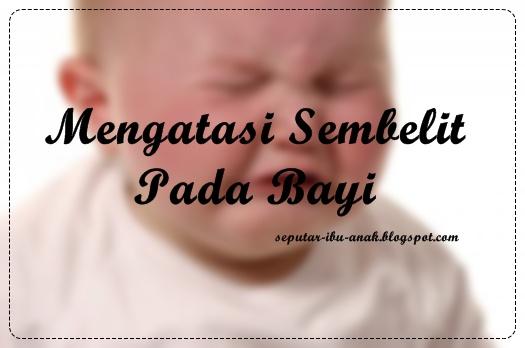 Tips Melancarkan BAB Bayi