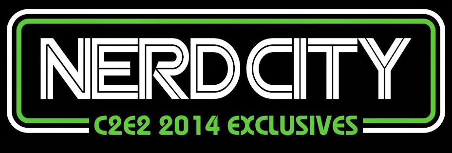 Nerd City C2E2 2014 Exclusives