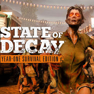 State of decay public creatice design