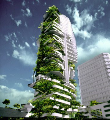 Tribute to Green Architecture