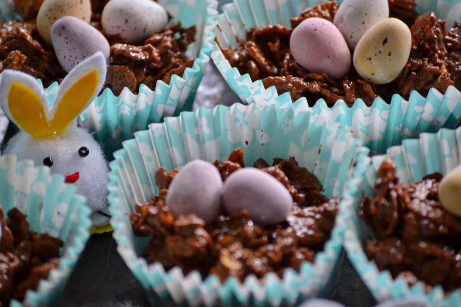 Chocolate nest recipe