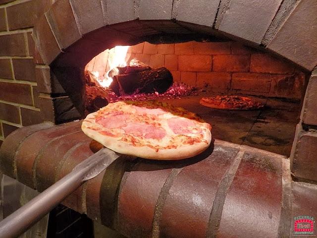 Pizzeria Tivoli Poznań opinie