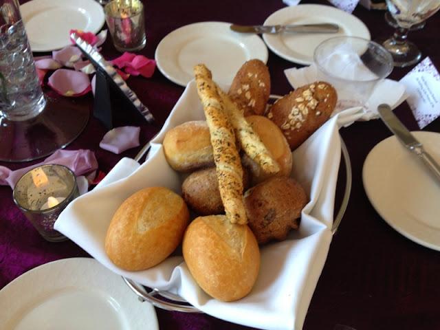 Disneyland Wedding - Bread Basket