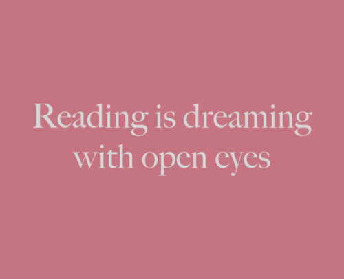 reading helps me keep my sanity i love being able to escape reality ...