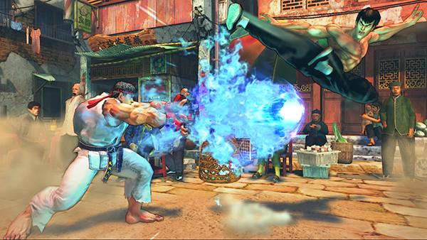 Street Fighter IV pc screenshot 3