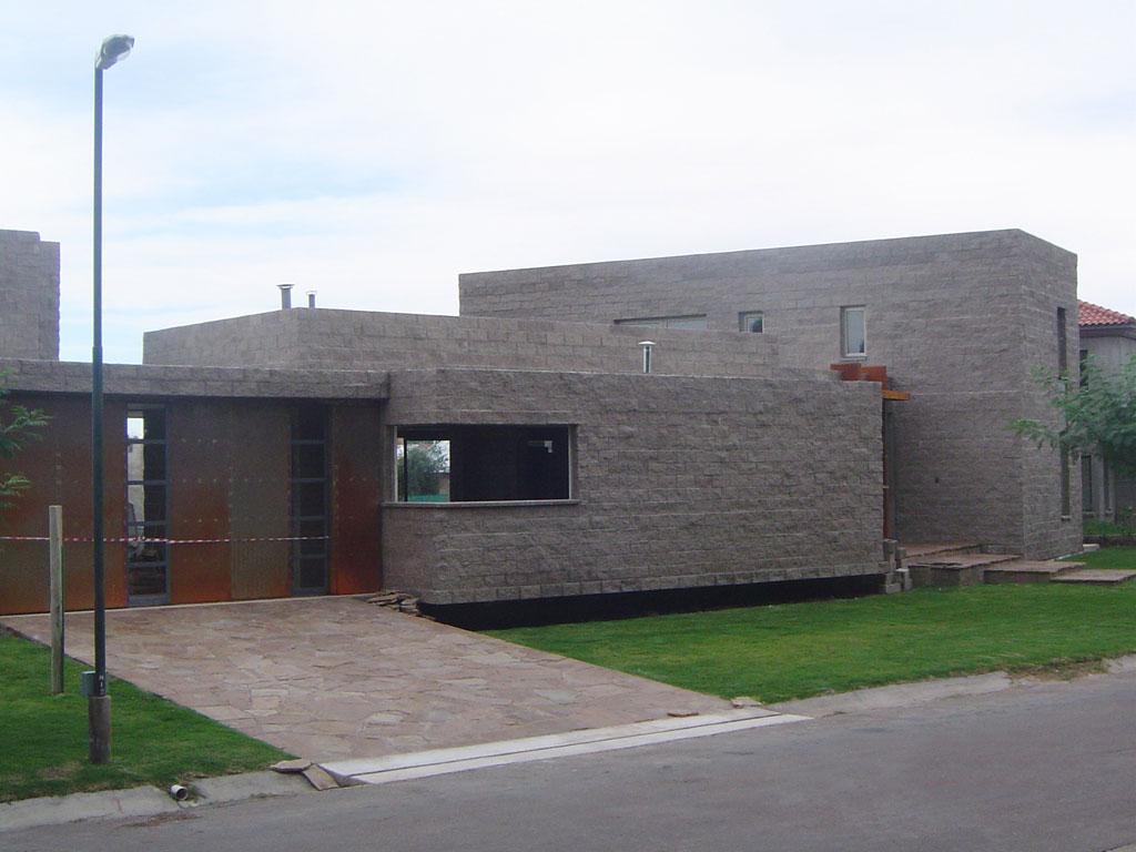 Mario pezzente maestro mayor de obras materiales de - Construir con bloques de hormigon ...