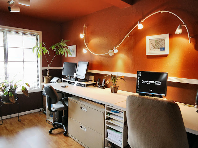 Home Office Lighting Decorating