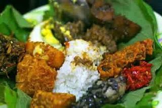 Sega Jamblang Khas Cirebon