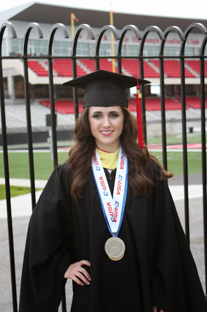 Western Kentucky University Master's Graduation 2015