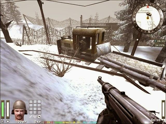 Патч-исправление для Wolfenstein: Enemy Territory, замечательной онлайн-игр
