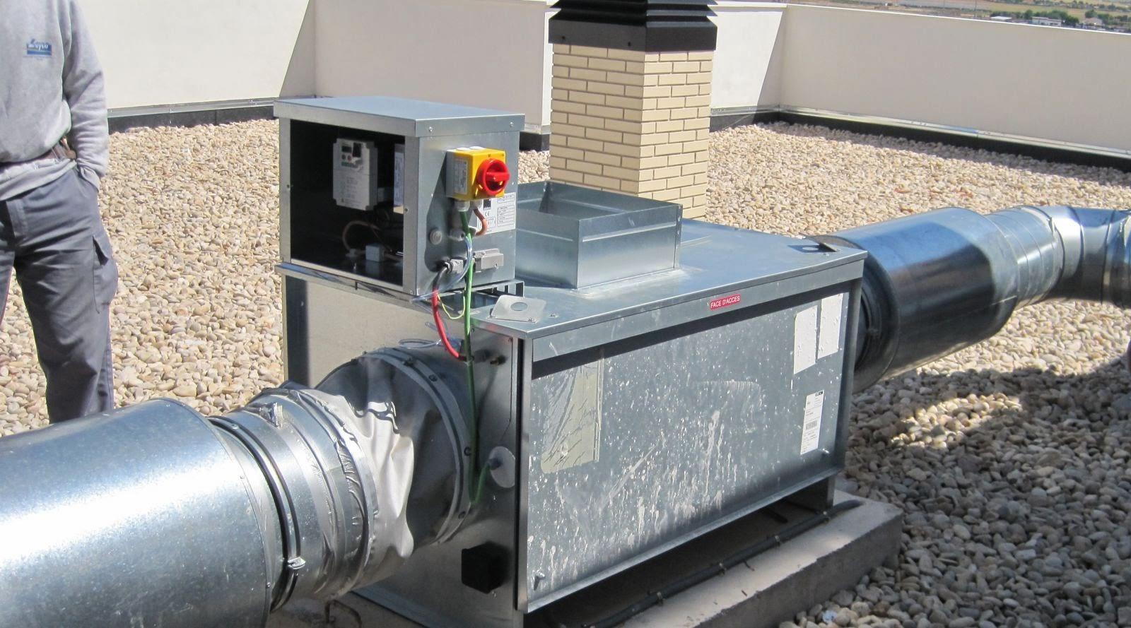 Venchaga s l conductos ventilaci n producto - Ventilacion mecanica controlada ...