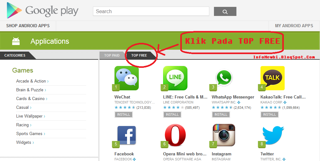 Download Aplikasi Android Terbaru Aplikasi Android Gratis