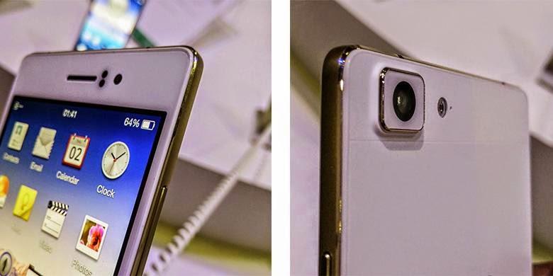 Android Tertipis Oppo Dipatok Rp 6,5 Juta di Indonesia